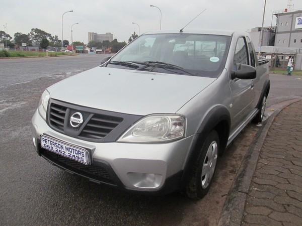 2013 Nissan NP200 1.6  Pu Sc  Gauteng Kempton Park_0