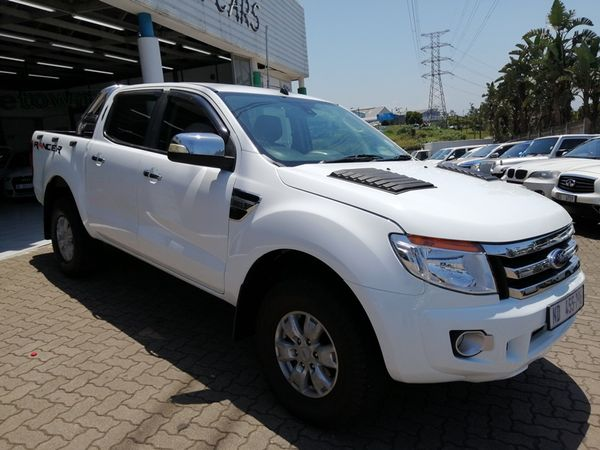 2015 Ford Ranger 3.2tdci Xlt At  Pu Dc  Kwazulu Natal Pinetown_0
