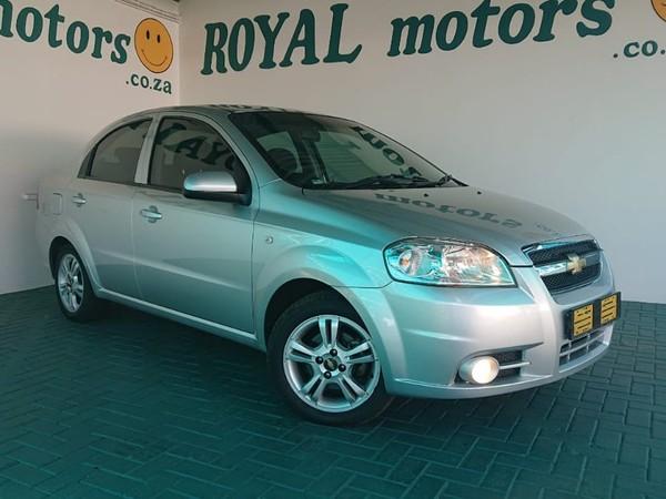 2014 Chevrolet Aveo 1.6 Ls At  Gauteng Krugersdorp_0