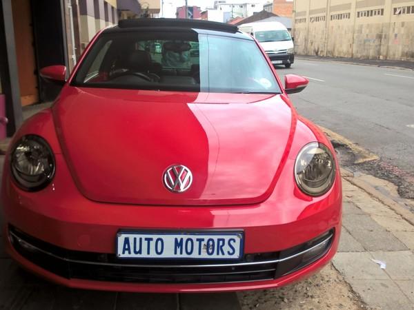2015 Volkswagen Beetle 1.2 Tsi Design  Gauteng Johannesburg_0