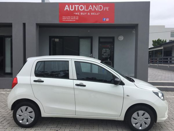 2019 Suzuki Celerio 1.0 GA Eastern Cape Port Elizabeth_0
