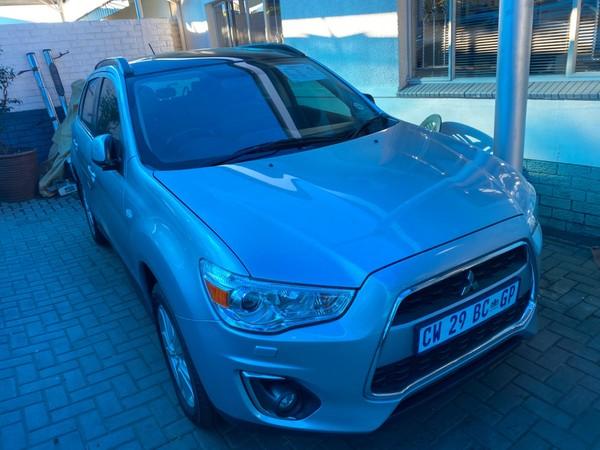 2014 Mitsubishi ASX 2.0 5dr Glx  Gauteng Pretoria_0