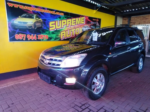 2009 GWM H5 Affordable 4x4 Gauteng Pretoria_0