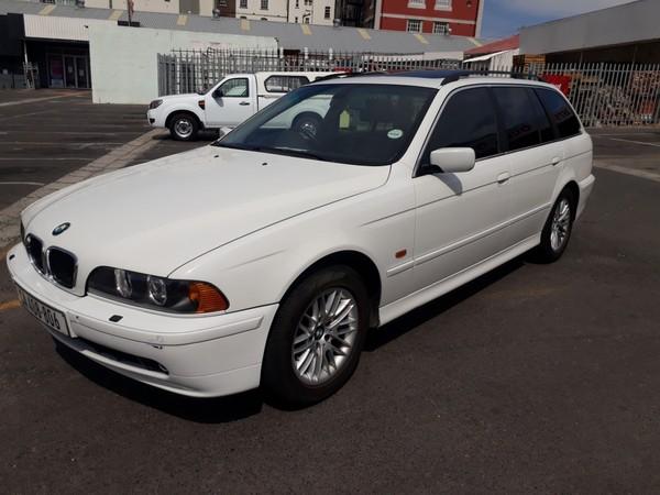 2002 BMW 5 Series 525i Touring e39  Western Cape Cape Town_0