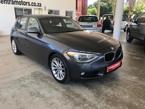 2012 BMW 1 Series 118i 5dr At f20  Kwazulu Natal Durban_0