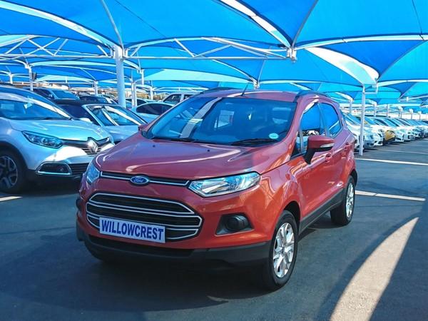 2013 Ford EcoSport 1.0 GTDI Trend Gauteng Randburg_0