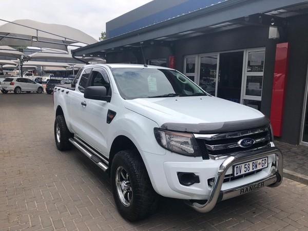 2015 Ford Ranger 2.2tdci Xl Pu Supcab  Gauteng Vanderbijlpark_0