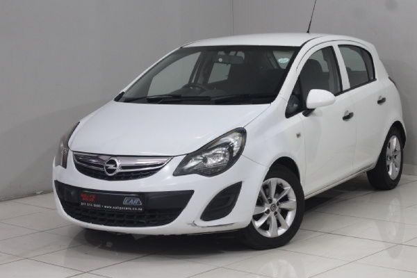 2015 Opel Corsa 1.4 Essentia 5dr  Gauteng Nigel_0