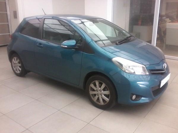 2012 Toyota Yaris 1.0 Xr 3dr  Gauteng Sandton_0