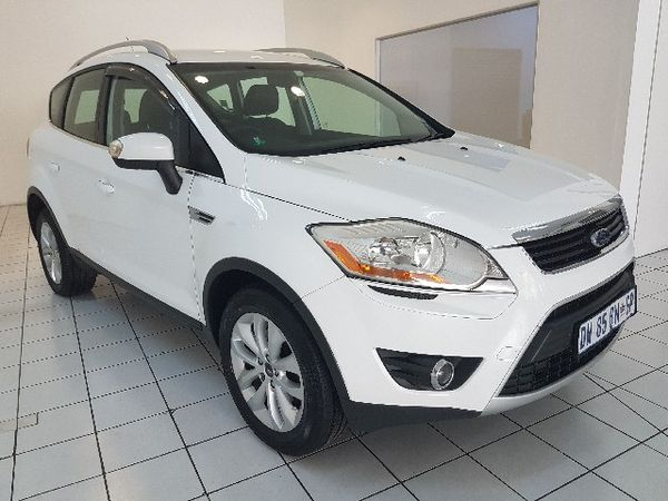 2012 Ford Kuga 2.5t Awd Trend  Gauteng Boksburg_0