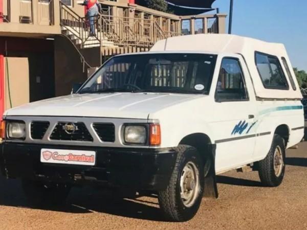 1995 Nissan Hardbody 2.0 Lwb Pu Sc  Gauteng Brakpan_0