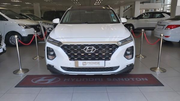 2020 Hyundai Santa Fe R2.2 AWD Elite Auto 7 SEAT Gauteng Sandton_0