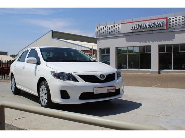 2018 Toyota Corolla Quest 1.6 Gauteng Roodepoort_0