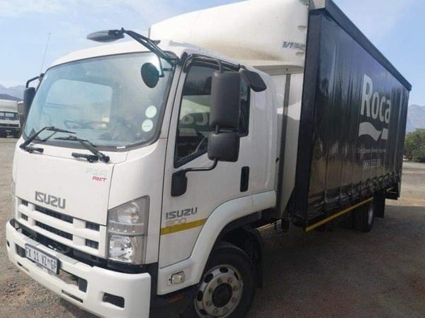 2017 Isuzu FTR TAUTLINER - ISUZU FSR 800 AMT AUTOMATIC Western Cape Worcester_0