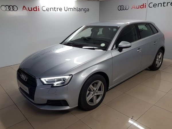 2020 Audi A3 1.0 TFSI STRONIC Kwazulu Natal Umhlanga Rocks_0