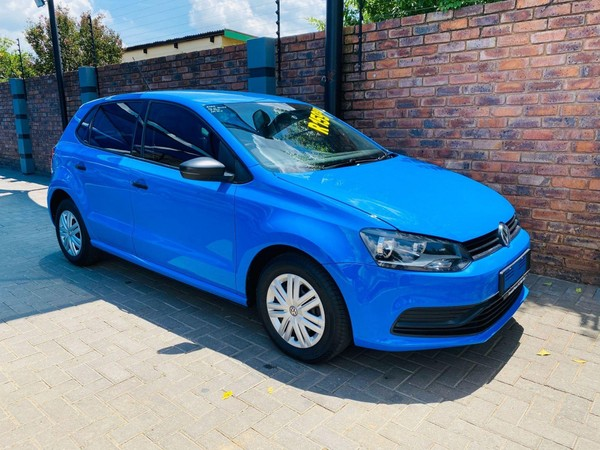 2015 Volkswagen Polo 1.2 TSI Trendline 66KW Gauteng Pretoria_0