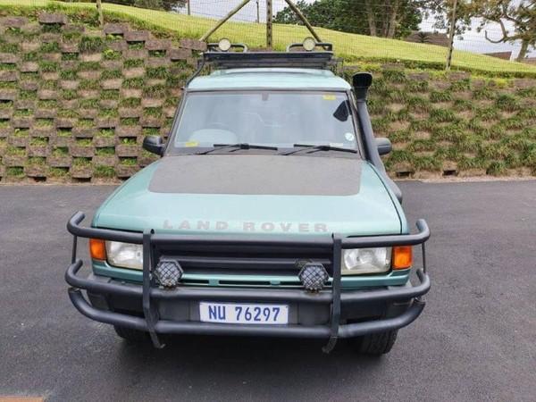 1997 Land Rover Discovery Tdi 3d  Kwazulu Natal Bothas Hill_0