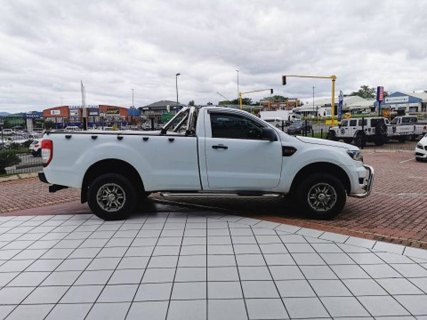 2017 Ford Ranger 2.2TDCi XL Auto Single Cab Bakkie Mpumalanga Nelspruit_0