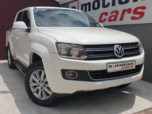 2014 Volkswagen Amarok 2.0 BiTDi Highline 132KW 4MOT Auto Double cab bakk Gauteng Randburg_0
