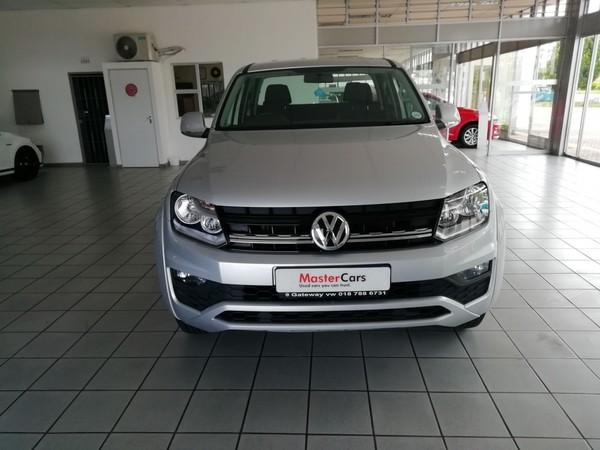 2018 Volkswagen Amarok 2.0TDi Trendline 103KW Double cab bakkie Gauteng Carletonville_0