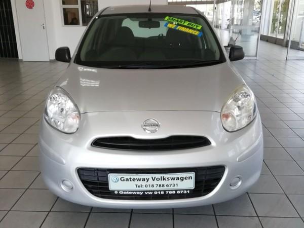 2012 Nissan Micra 1.2 Visia 5dr d82  Gauteng Carletonville_0