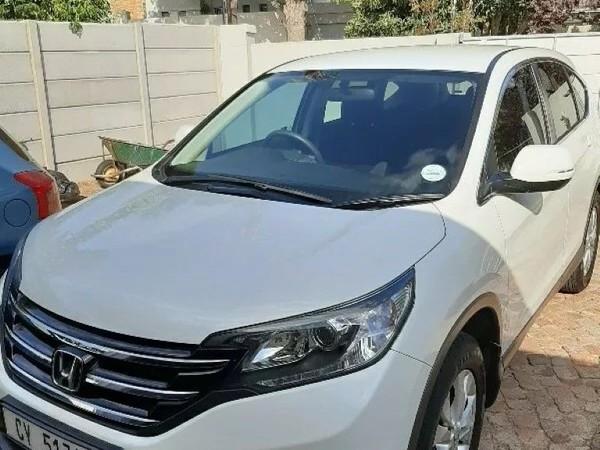 2014 Honda CR-V 2.0 Comfort Auto Western Cape Paarl_0