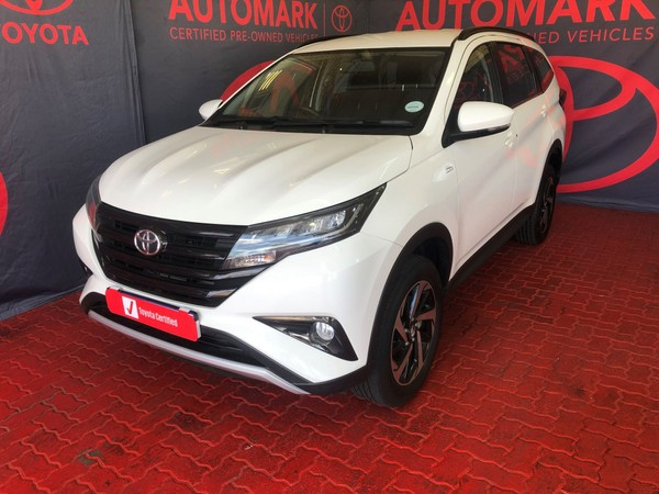 2018 Toyota Rush 1.5 S Manual Gauteng_0