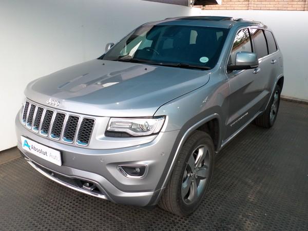 2017 Jeep Grand Cherokee 3.6L Overland Gauteng Randburg_0