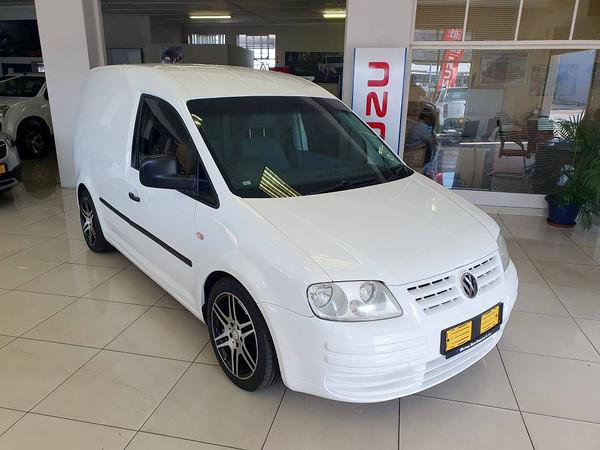 2008 Volkswagen Caddy 1.6i Fc Pv  Mpumalanga White River_0
