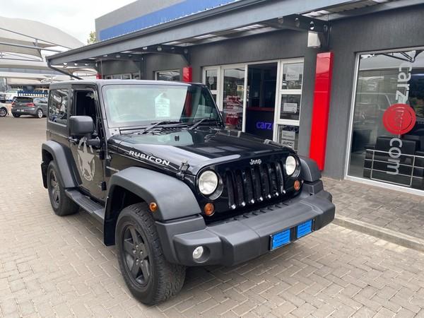 2013 Jeep Wrangler Unltd Rubicon 3.6l V6 At  Gauteng Vanderbijlpark_0
