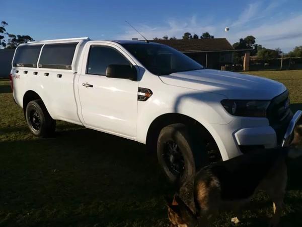 2017 Ford Ranger 2.2TDCi XL 4X4 Single Cab Bakkie Western Cape Paarl_0
