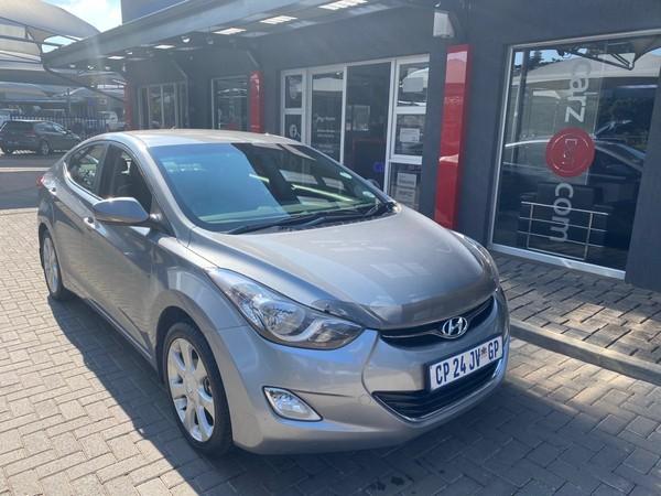 2013 Hyundai Elantra 1.8 Gls  Gauteng Vanderbijlpark_0