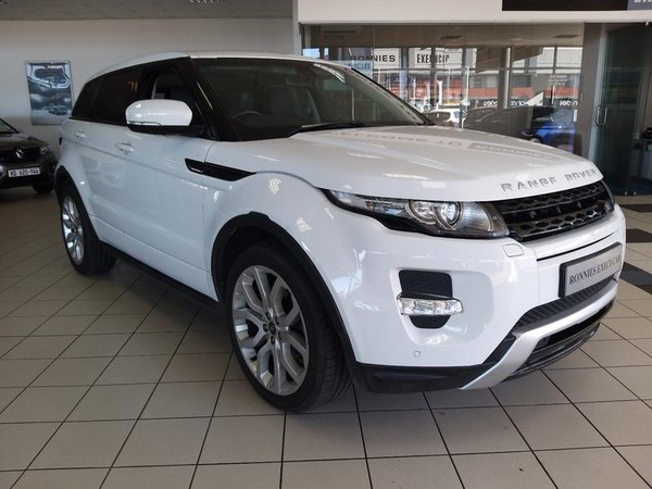 2014 Land Rover Evoque 2.2 Sd4 Dynamic Coupe  Eastern Cape Nahoon_0