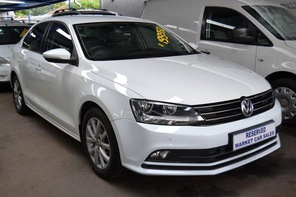 2015 Volkswagen Jetta GP 1.4 TSI Comfortline DSG Gauteng Johannesburg_0