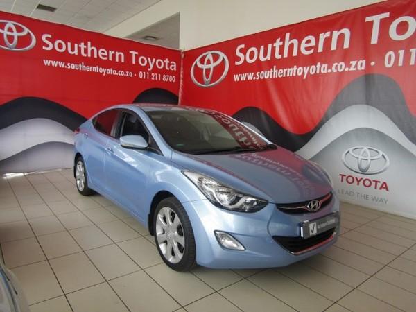 2012 Hyundai Elantra 1.8 Gls  Gauteng Lenasia_0