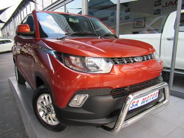 2016 Mahindra KUV 100 1.2 K8 Gauteng Randburg_0