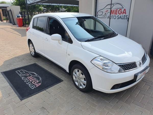 2012 Nissan Tiida 1.6 Visia  MT Hatch Gauteng Pretoria_0