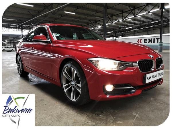 2014 BMW 3 Series 320i Sport Line f30  Gauteng Karenpark_0