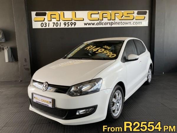 2014 Volkswagen Polo 1.2 Tdi Bluemotion 5dr  Kwazulu Natal Pinetown_0