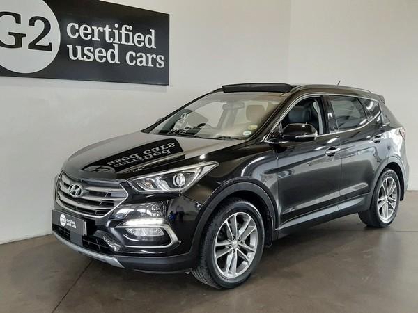 2017 Hyundai Santa Fe R2.2 Elite Auto Gauteng Roodepoort_0
