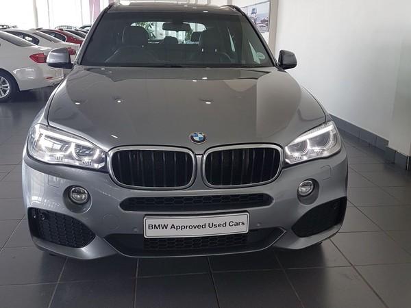 2016 BMW X5 xDRIVE30d M-Sport Auto Mpumalanga Witbank_0