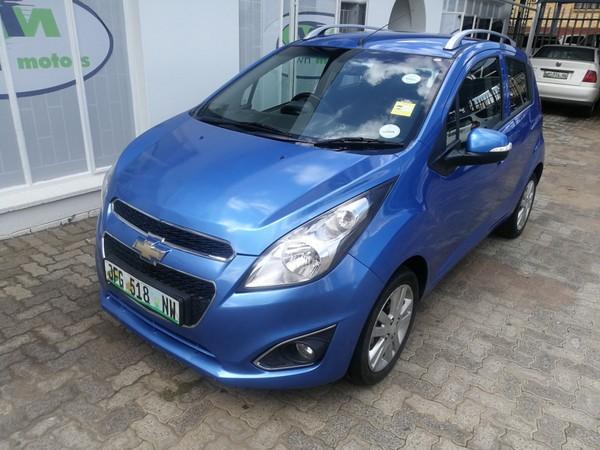 2014 Chevrolet Spark 1.2 Ls 5dr  North West Province Rustenburg_0