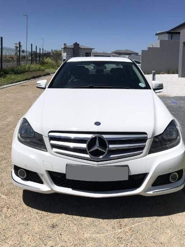 2013 Mercedes-Benz C-Class C200 Avantgarde Auto Western Cape Table View_0