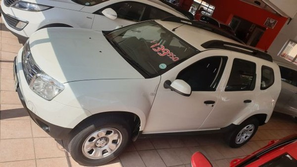2014 Renault Duster 1.6 expression Gauteng Springs_0