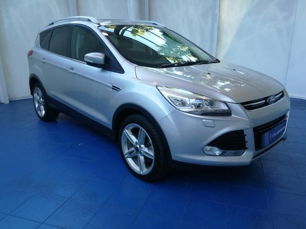 2014 Ford Kuga 1.6 Ecoboost Titanium AWD Auto Western Cape Cape Town_0