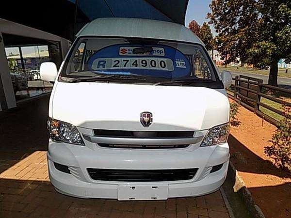 2020 Jinbei Haise H2 2.4i 16-Seat Gauteng Roodepoort_0