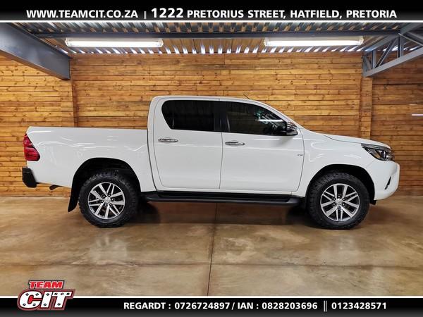2018 Toyota Hilux 4.0 V6 Raider 4x4 Double Cab Bakkie Auto Gauteng Pretoria_0