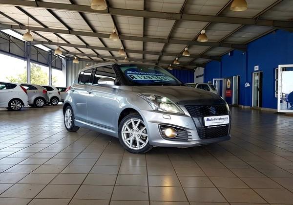 2012 Suzuki Swift 1.6 Sport  Mpumalanga Middelburg_0