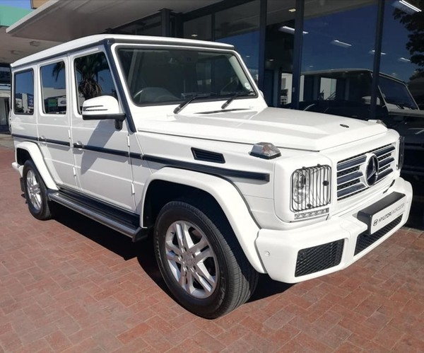 2017 Mercedes-Benz G-Class G350 Bluetec  Western Cape Worcester_0