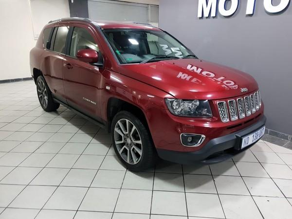 2016 Jeep Compass 2.0 Ltd  Kwazulu Natal Durban_0